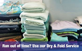 Dry & Fold Laundry Service